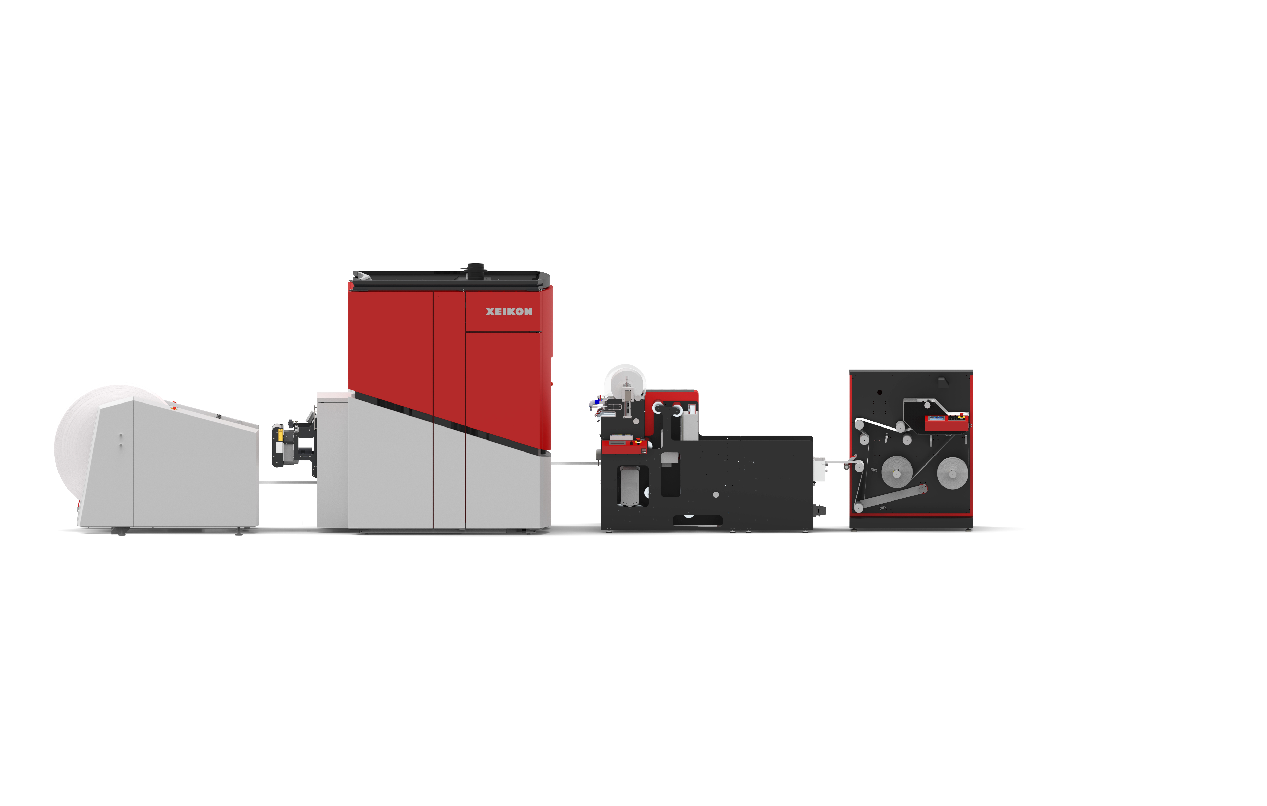 Digital production solution with a Xeikon CX3